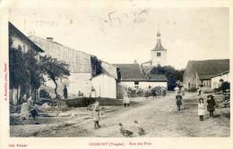 Girmont  - Rue Des Prés - France