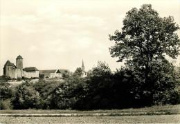 Allemagne - Bavière - Blick Auf Pfarrkirche Und Burg Lisberg - Semi Moderne Grand Format - état - Sonstige