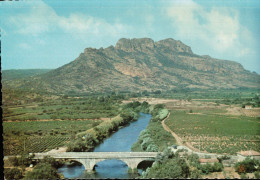 Cpsm  ROQUEBRUNE.SUR.ARGENS   (Var)  7TR6.  Le Pont Et Le Rocher. - Roquebrune-sur-Argens