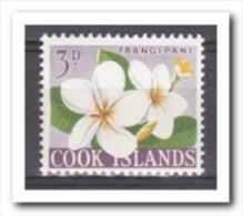 Cook Islands 1963, Postfris MNH, Flowers - Cookeilanden