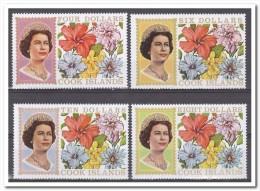 Cook Islands 1968, Postfris MNH, Flowers - Cookeilanden