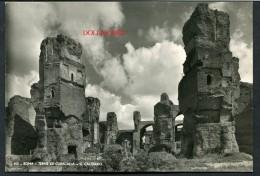 Italy Roma Terme Di Caracalla Il Calidario...  See The Scans For Condition. ( Originalscan !!! ) - Italia