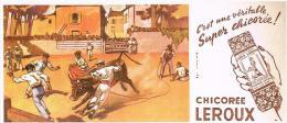 BUVARD : CHICOREE LEROUX - Food