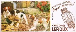 BUVARD : CHICOREE LEROUX - Alimentaire