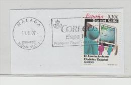 Spanien  006 /  Tag Der Briefmarke 2007  (dia Del Sello)  O - 1931-Heute: 2. Rep. - ... Juan Carlos I