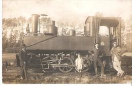 ( Pers.6 -  23-24 - )  - Les Avins - Carri�re Joie - Locomotive