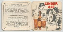 Ginder Ale    - Gerechten  Palingsoep - Sous-bocks