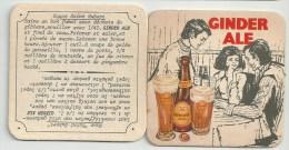 Ginder Ale    - Gerechten  Saus Saint Hubert - Sous-bocks