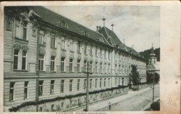 Slovakia - Postcard Unused  - Trencin - Realne Gymnazium - 2/scans - Slowakei