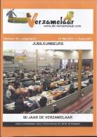 NL.- Tijdschrift - De Verzamelaar Nummerr 5 / Jaargang 61. 15 Mei 2011 - 15 Juni 2011. - Tijdschriften