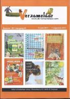 NL.- Tijdschrift - De Verzamelaar Nummerr 6 / Jaargang 61. 15 Juni 2011 - 15 Augustus 2011. - Tijdschriften