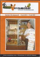 NL.- Tijdschrift - De Verzamelaar Nummerr 6 / Jaargang 62. 15 Juni 2012 - 15 Juli 2012 - Tijdschriften
