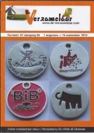 NL.- Tijdschrift - De Verzamelaar Nummerr 7 / Jaargang 62. 1 Augustus 2012 - 15 September 2012 - Tijdschriften