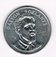 ***  PENNING BP  GASTON  ROELANTS - Souvenirmunten (elongated Coins)