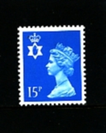 GREAT BRITAIN - 1989  NORTHERN IRELAND  15 P.  MINT NH   SG  NI40 - Regionali