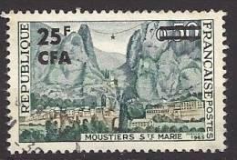 Réunion N° 364  Ob - Oblitérés