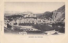 Sisteron 04 - Précurseur Vue Générale - Sisteron