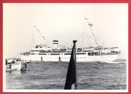 Photo Paquebot Königin Luise ( Hapag 1934-1941) - Boten