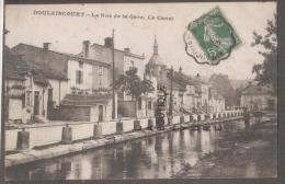52 - DOULAINCOURT--La Rue De La Gare--le Canal - Doulaincourt