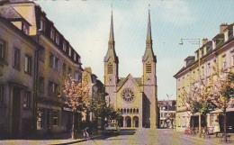 LUX77    --  DIEKIRCH  --  ESPLANADE - Diekirch