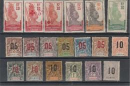 Gabon _2 Séries- 65/77 & 78/ 83
