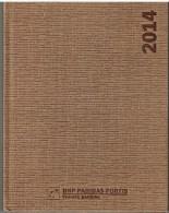 Agenda BNP Paribas Fortis Private Banking 2014 - Livres, BD, Revues