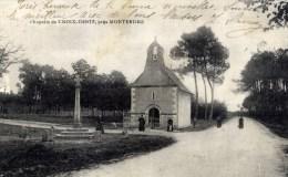 17 MONTENDRE Chapelle De CROIX GENTE - Montendre