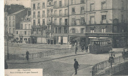 44 // NANTES   Pont D'orléancs Et Quai Cassard - Nantes