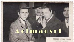 Tir à La Carabine Au Stand Foire Prix Pour Le Tir De Précision Surrealisme-Rifle Shooting FÊTE FORAINE Carte Photo 1940' - Photos
