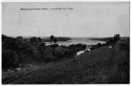 Bonny Sur Loire Loiret La Cancre Aux Loups Circulé 1931 état Superbe - Beaugency