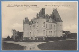 35 - GOVEN -- Châteaui De L'Etant - Other Municipalities