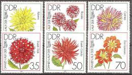 DDR 1979 # Michel 2435/40 ** - [6] Democratic Republic