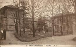 PETITE ROSSELLE  HOPITAL   EDITION KAAS - France