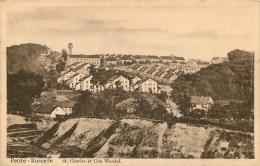 PETITE ROSSELLE  ST CHARLES ET CITE WENDEL - France