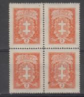 Lithuania 1926 Michel Nr 268 Mnh