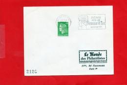 REIMS  (( Fête  De JEANNE - D'ARC )) - Marcophilie (Lettres)