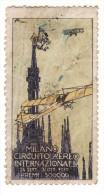 Milano / 1910 / Circuito Aero Internazionale/ - Andere