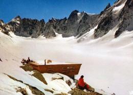 [74] Haute Savoie> Chamonix-Mont-Blanc Refuge D Argentiere - Chamonix-Mont-Blanc