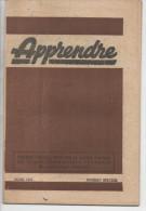 APPRENDRE N° Spécial Mars 1953 Bulletin Mensuel Du Parti Communiste Français - Politica