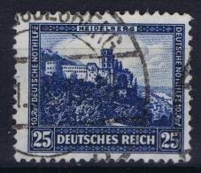 Germany: 1931 Mi Nr 461 Used - Gebraucht