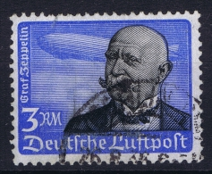 Germany: 1934Mi Nr 539  Used - Luftpost
