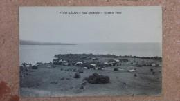 Cpa Nouvelles Guinee Port Leon - Papua New Guinea