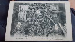Cpa Nouvelles Guinee Ononghe - Papua New Guinea