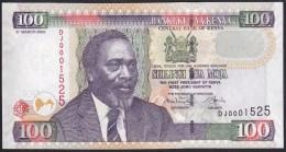 Kenya 100 Shillingi 2008 P48c UNC - Kenia