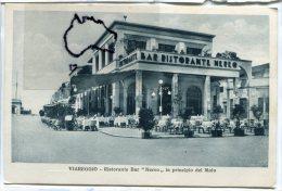 """- VIAREGGIO - Ristorante Bar """" Nereo """", In Principio Del Molo, Splendide, Peu Courante, Non écrite, TTBE, Scans. - Viareggio"""