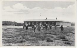 Liseleje Denmark, Nora Mortensens Minde Retreat Center Organization Cabins C1940s/50s Vintage Postcard - Danemark
