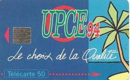 CARTE-PUCE-PRIVEE-PUBLIC- 50U-SO5-EN 934-05/94-UCP 94-EDF-UTILI SE-TBE - Francia