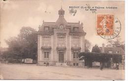BRUNOY - La Mairie - Brunoy