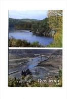 Mur De Bretagne (22) : Lac De Guerlédan - Assec Du Plus Grand Lac De Bretagne En 2015 - Autres Communes