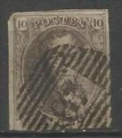 Belgique - Médaillons N°10 Obl. P46 Gedinne